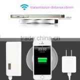 wireless phone charger emitter for mobile phone