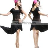 Three Pieces milk silk arabic dresses sexy belly dance