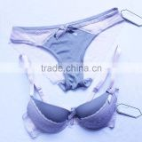 OEM underwear fancy girl bra and panties with lace sexy ladies bra set                                                                                                         Supplier's Choice