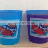 2016 New Design Promotional Gifts 12oz Color Changing Plastic Cup                                                                         Quality Choice
