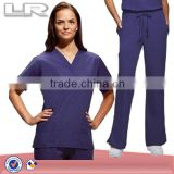 Women Design Hospital Nursing Scrub Suits