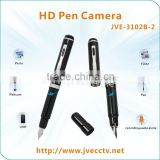 JVE-3102B-2 1920x1080 30FPS Full HD Pen Camera with Alone Voice Recording DVR Support Micro SD Card