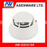 addressable high sensitive smoke and heat detector with unique design