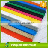 OEM waterproof nonwoven fabric sofa fabric cutting size you want