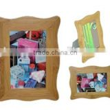 Standard 4x6 bamboo picture frame for promotion-HYXK014