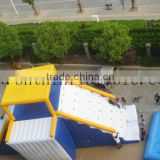 PVC tarpaulin inflatable water sports toy, inflatable water tower                                                                         Quality Choice