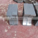 cushion block on test bench 12 pcs per set