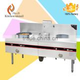 2 burners commercial Gas Cooking Stoves cookers                                                                         Quality Choice
