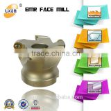 Liken CNC milling machine tool accessories indexable face milling cutter