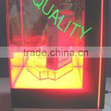 LED Acrylic Pos Display Box, acrylic tobacco display case, acrylic cigarette display case