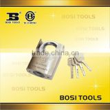 Heavy Duty Polished Brass Padlock
