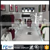 Luxury women clothes store displays / clothing stand / wooden clothes display rack for clothes shop kiosk                                                                                                         Supplier's Choice