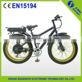Shuangye best sell 36v 350w 26 inch big tyre snow bike electric bicycle