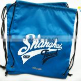 Best Selling Promotional Polyester Sublimation Drawstring Bag