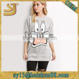 bugs bunny graphic thin fleece outdoor sweatshirts