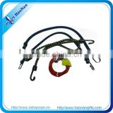 High Quality plastic hook for bungee cord; bungee cord