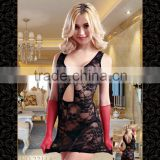 Temptlife Brand TL2214A 2015 low cost breathable erotic chinese style mature women sexy lingerie