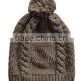 Gold Supplier Supply Top Class Quality Knitting Color Bluetooth Beanie Hat with Headphone