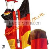 Germany series football fan bali flags for sale