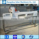 shish meat skewer making machine