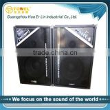 2.0 channel portable home theater system active pa speaker for home theater/stage/computer