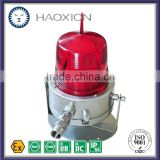 LED obstruction light low intensity stainless steel enclosure aviation Obstruction light