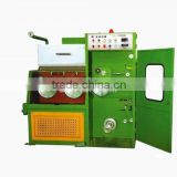 automatic stainless steel wire drawing machine (simple operation) from professional factory