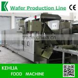 Full Automatic Wafer Production Line /Wafer Machine/Wafer Biscuit Machine/Wafer Making Machine/Wafer Baking Line Top Brand