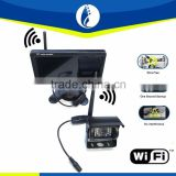 model 5700 wifi wilress vs Digital Wireless RV truck Backup reverse Camera System monitor kit