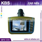 Best Price Support SD/MMC Card,5pin USB Jack car mp4 player with fm modulator manual