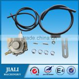 lpg kit for generator/ng/lpg generator gas reducer