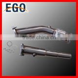STAINLESS STEEL EXHAUST TURBO DOWNPIPE DOWN PIPE 99-05 MK4 1.8T GTI/GL FOR VW JETTA/BEETLE/GOLF