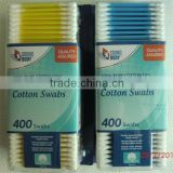 cotton tips, cotton buds, 100% pure natrue cotton swabs, made in China, FDA certification