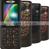 "2.4"" screen big speaker metal body optional BL-4C battery special phone V70 with dual SIM dual standby"