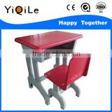 Rational construction serviceable student furniture desk and chari for study