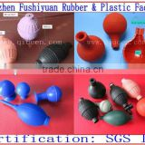 Medical blood pressure silicone suction bulb / Medical Rubber Bulb Suction Bulb / silicone gel ball