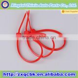 2015 Top quality !! ZX Brand markers nylon cable ties/plastic label ties/push mount cable tie
