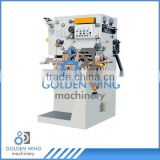 Semi-automatic Tin Can Tin Box Tin Container Maker Side Seam Welding Machine Production Line