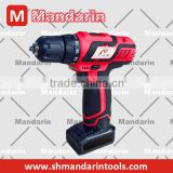 18v cordless drill charger with replacement lithium battery