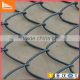 32mm*1.5m round post for cyclone wire fence pvc coated chain link fence
