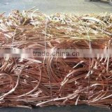 High-purity metal raw material 99.9% copper wire scrap