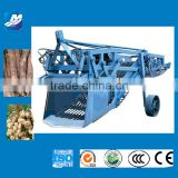 Agricultural tractor mounted combine harvester, sweet potato/ peanut groundnut harvester