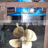 China 4 blade type marine ship/boat bronze propeller