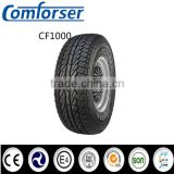 COMFORSER tires 14 inch PCR 186/65r14 China manufacturers cheap tubeless radial passenger car tyre/tire