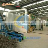 Hot sale professional highly continuous distillation machine ,from scrapped engine oil,fuel oil to diesel