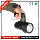 Hot sale IP68 CREE 10W battery powered LED rechargeable hunting spotlight Model 5JG-9910