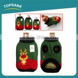 TOPRANK New Arrival Big Dog Clothes Boys Import Dog Clothes China