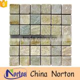 Custom size square stone tile mosaic form Norton factory NTCS-C022Y