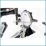 mesh drum head electric drum set, extendable electronic drums, digital drum set 5 drum/6 drum