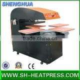 CE Approval automatic t-shirt heat transfer press sublimation machine for mass production